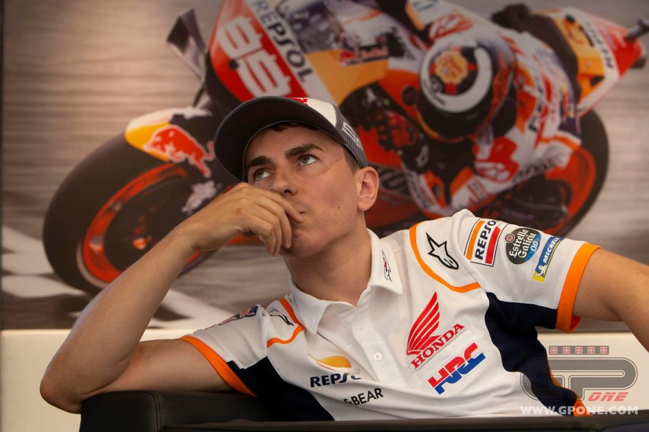 """MotoGP, Lorenzo: """"I would have liked to continue and win a title with"""