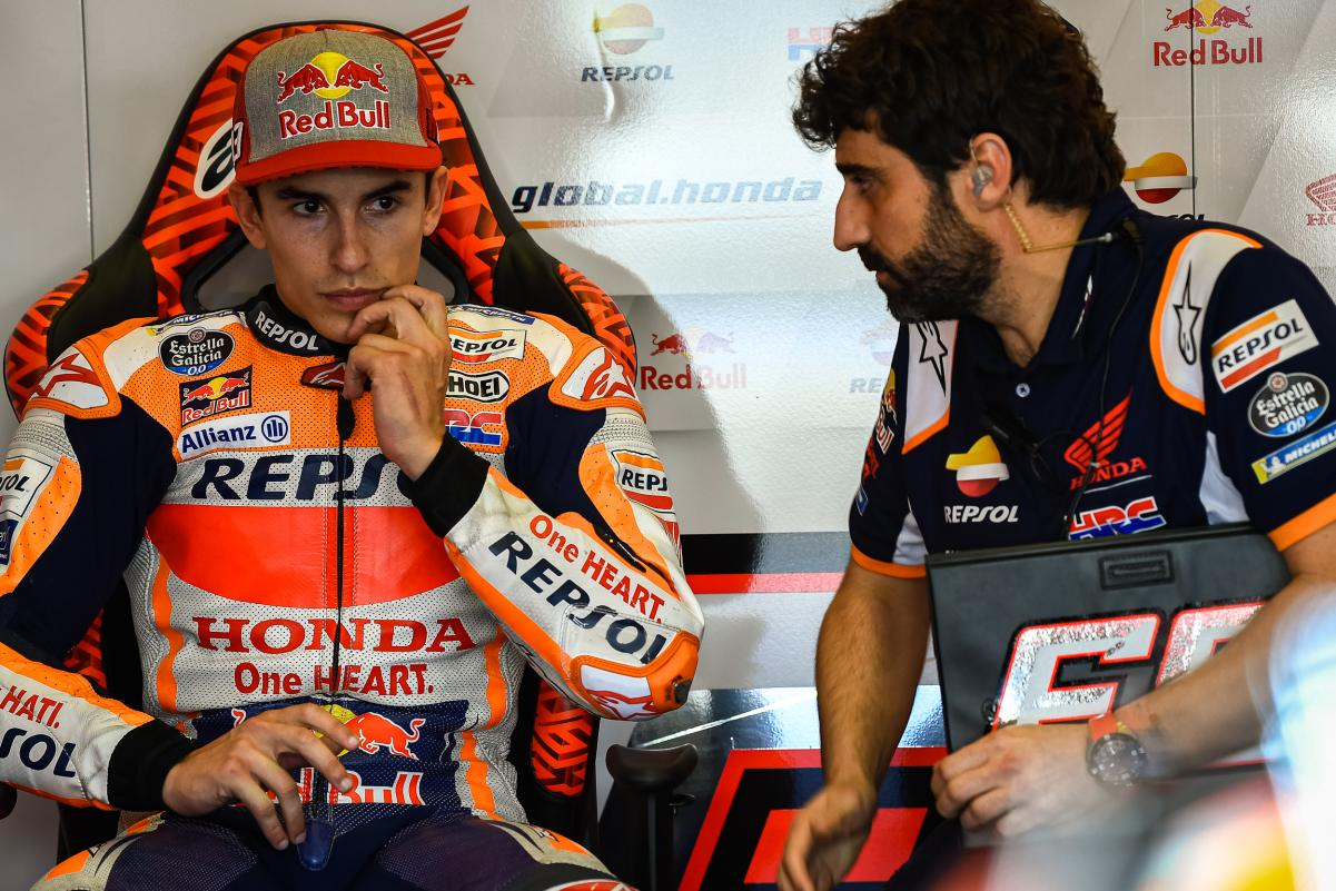 "MotoGP, Marquez already in 2020: ""Some experiments at Valencia before"
