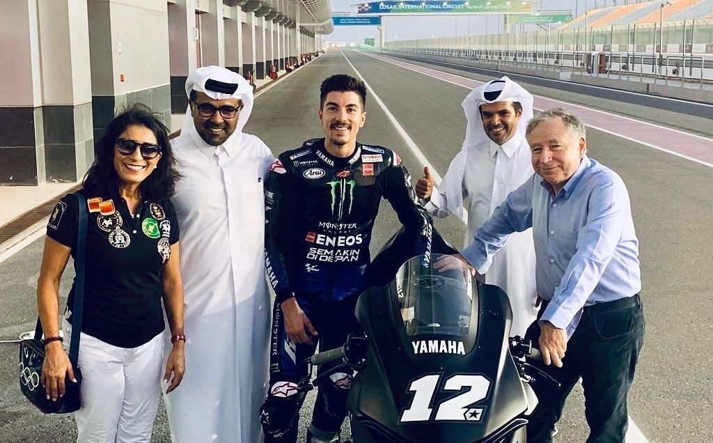 """MotoGP, Vinales: """"I'm moving to Qatar to get stronger."""""""