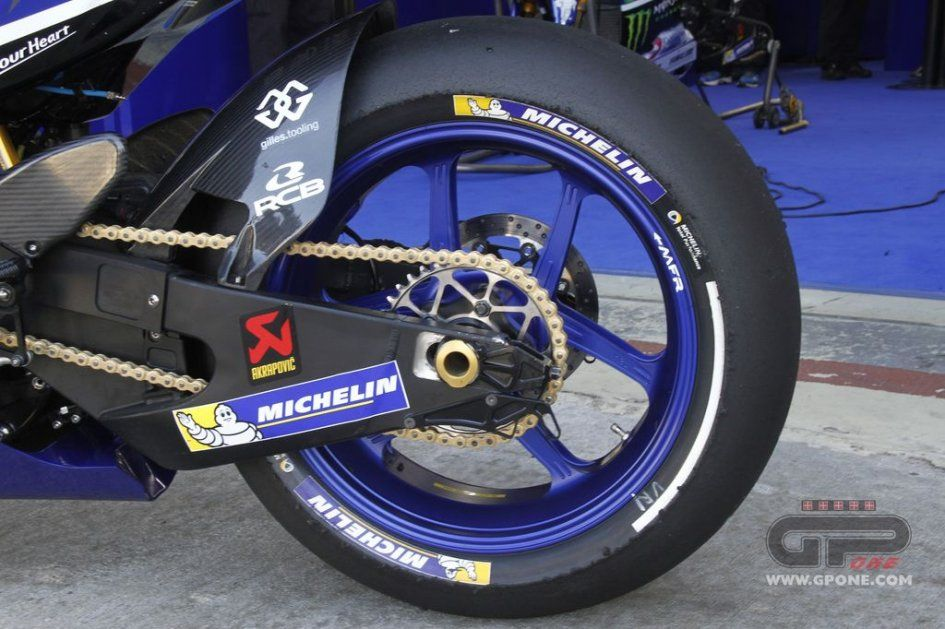MotoGP, Michelin welcomes in 2020 with a launch of a new rear tyre