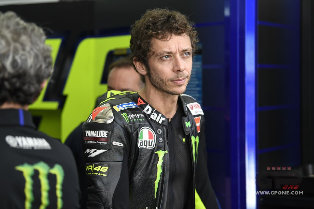 MotoGP, Rossi: You have to be competitive to continue, otherwise, you