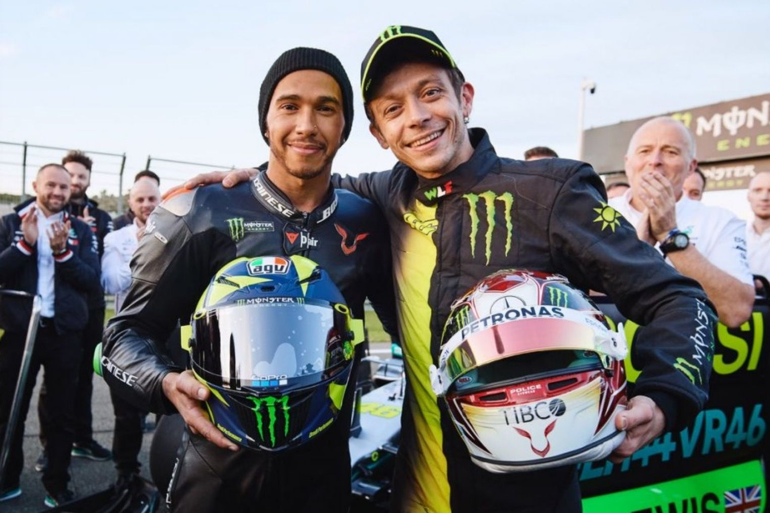 MotoGP, Forbes: Marquez and Rossi out of the Top 100 highest paid