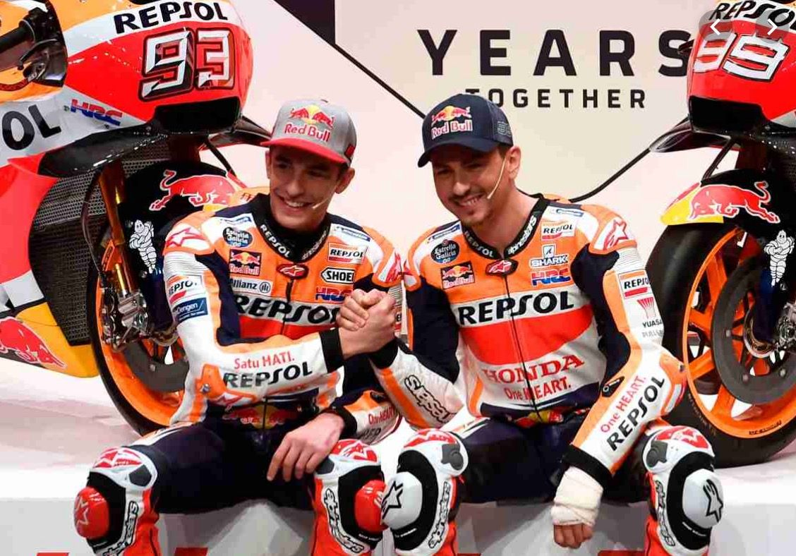 MotoGP, Marquez and Lorenzo made a mark on the last decade in the