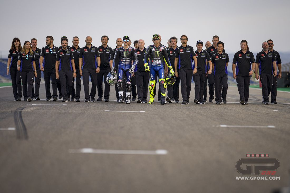 MotoGP, Rossi and Vinales unveil the new Yamaha on 6 February in