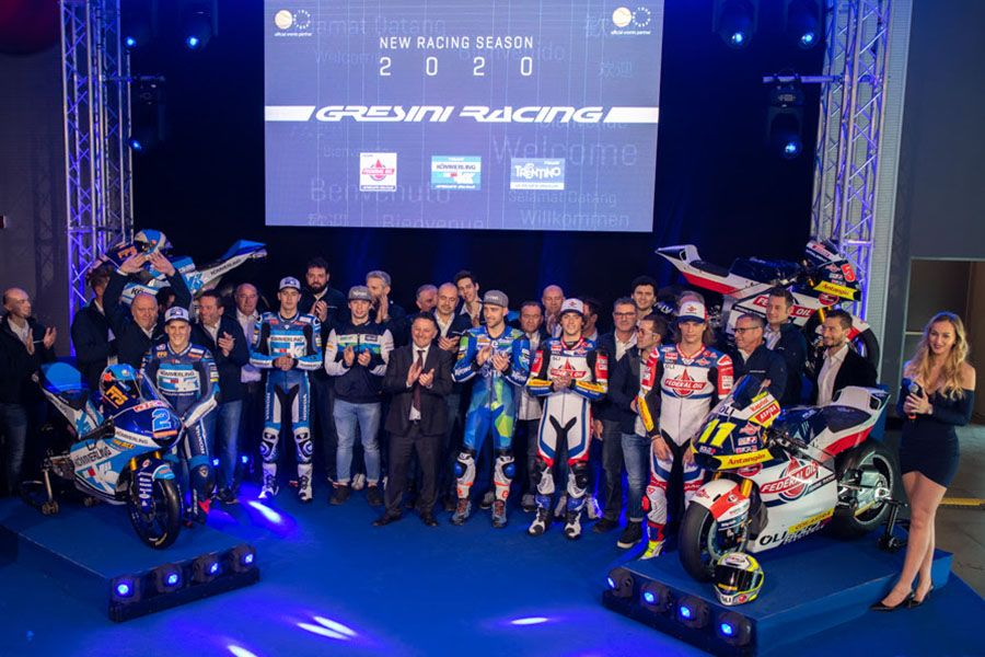 "MotoGP, Gresini: ""The new Aprilia made Espargarò cry ... with joy"""