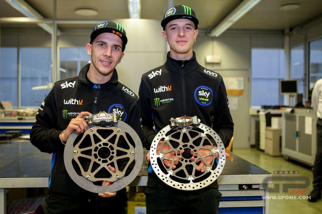 MotoGP, Brembo - Unstoppable MotoGP bikes: + 10% braking effort in 2020