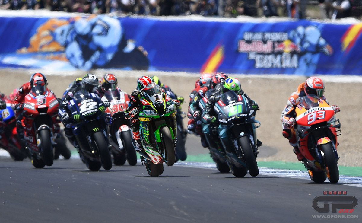 MotoGP, Jonathan Rea wild card in MotoGP: OK in qualifying, distant in the race