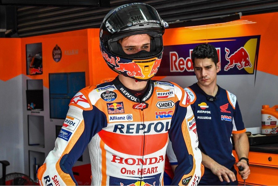 """MotoGP, Alex Marquez: """"This test in Qatar was a real disaster."""""""