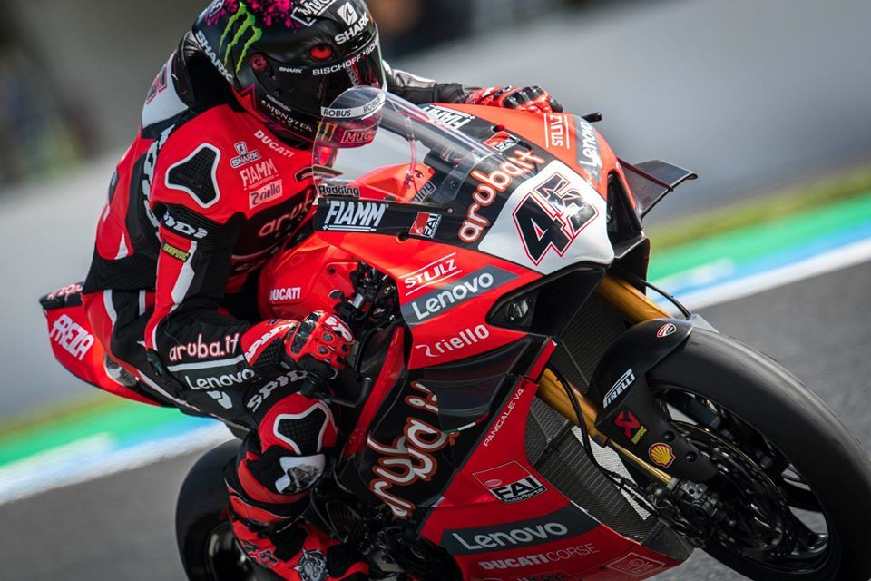 """SBK, Redding: """"Rea wouldn't have won easily in any case"""""""