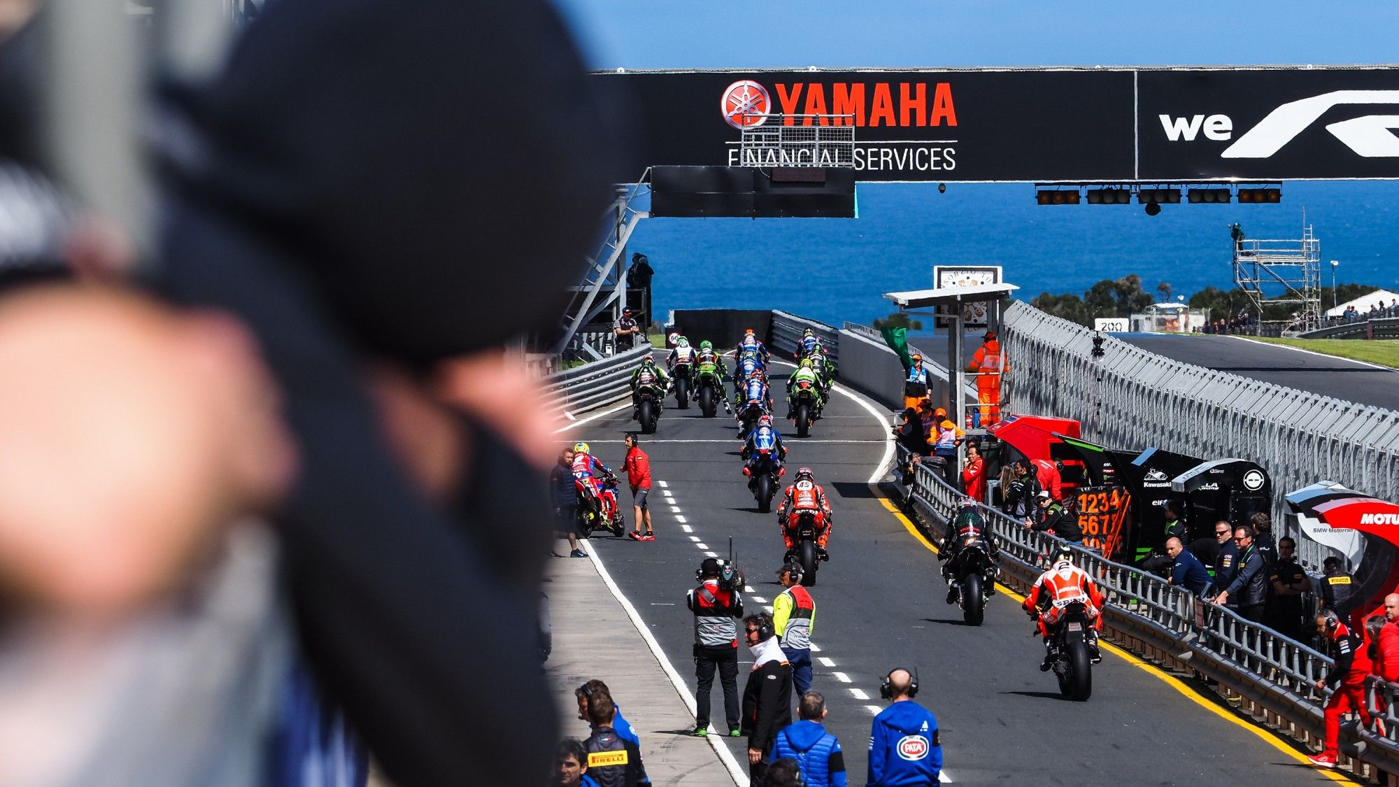 """SBK, SBK corrects Ezpeleta: """"We are not the second division but an alternative"""""""