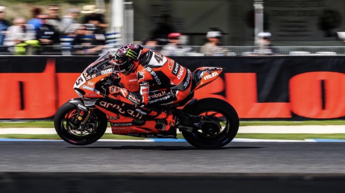 """SBK, Redding: """"I agree with Ezpeleta. The MotoGP is the top."""""""