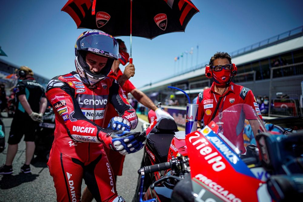 Motogp Dovizioso Ducati The Points Needed To Beat Marquez Gpone Com