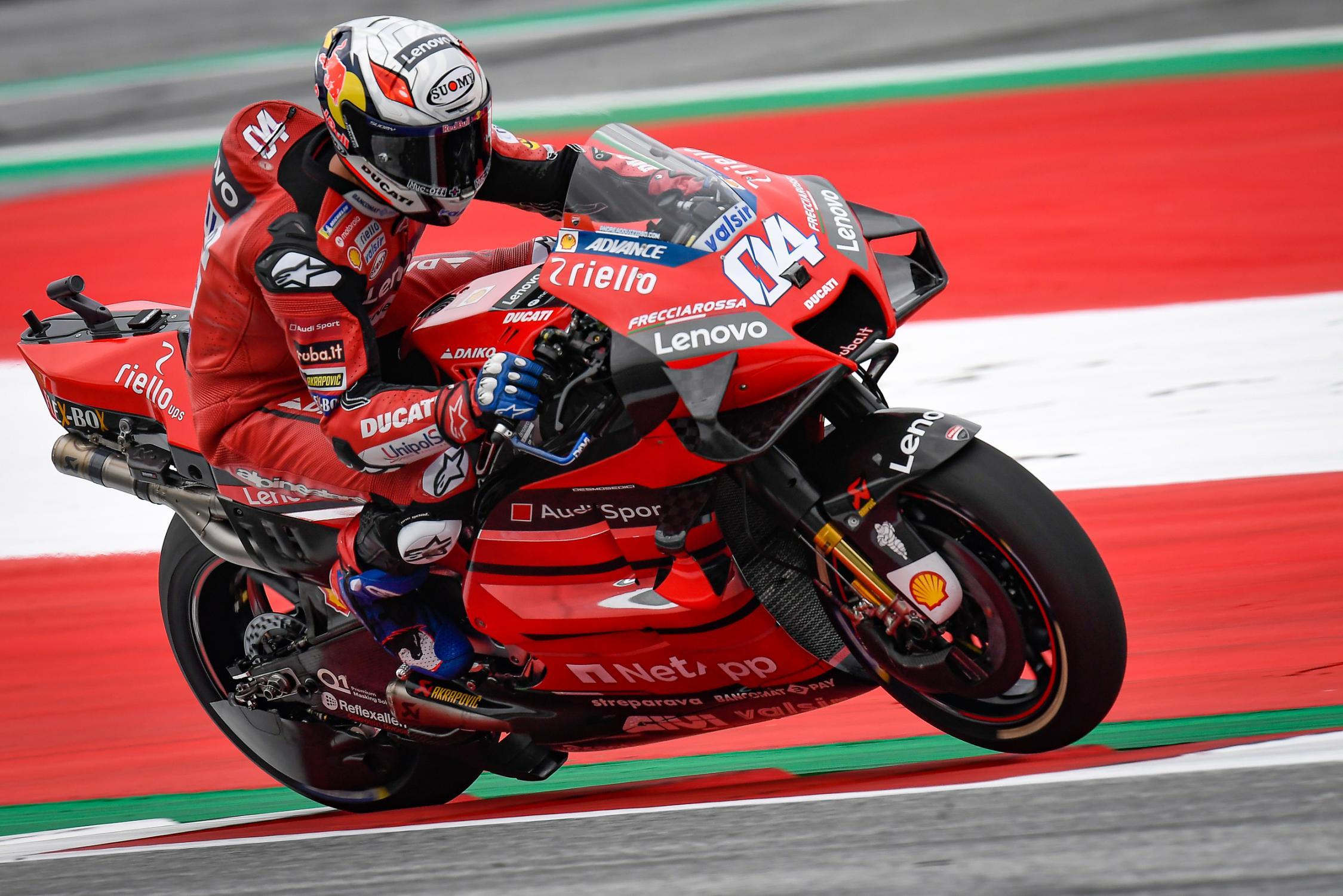 MotoGP, Dovizioso maintains his future in Ducati is in the hands of Gigi  Dall'Igna