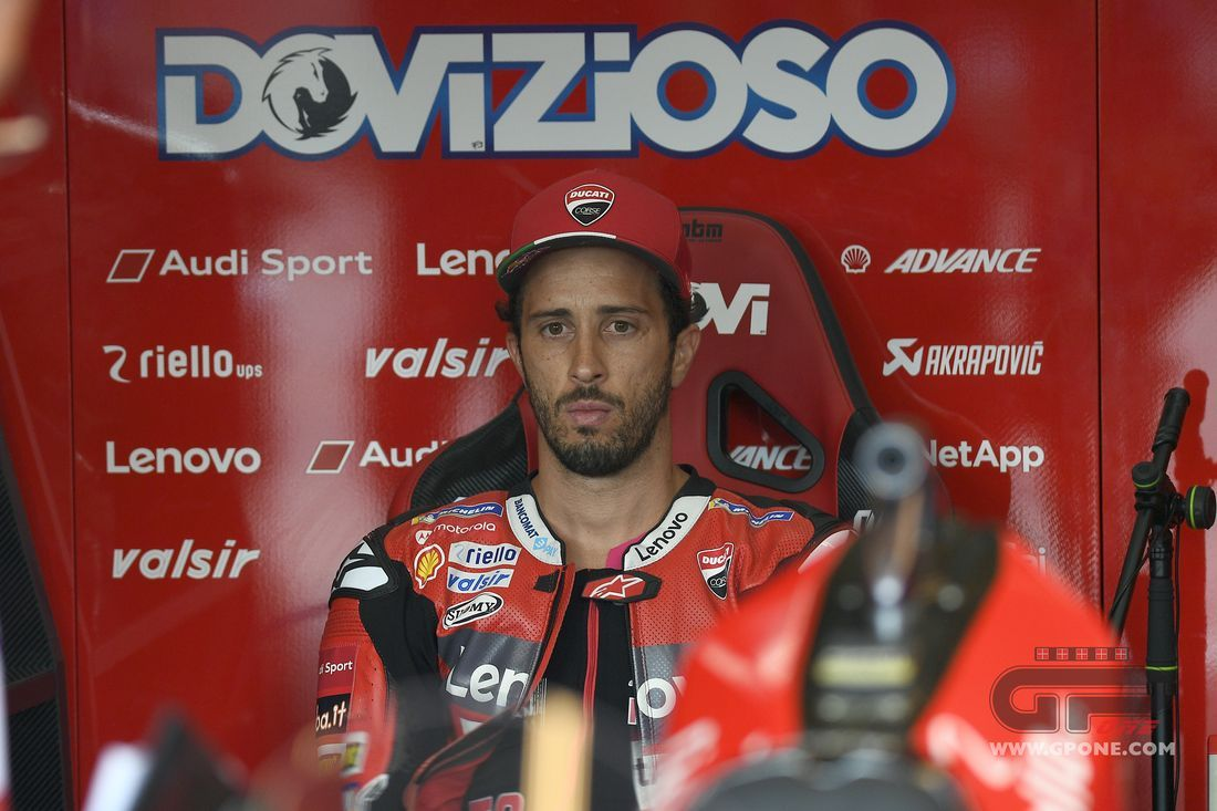 MotoGP, Andrea Dovizioso in Yamaha's sights as a test rider