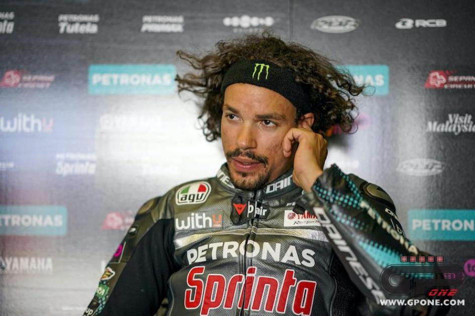 """MotoGP, Morbidelli: """"I was the last in Yamaha, 2021 with Rossi will be fantastic"""" - GPone English"""