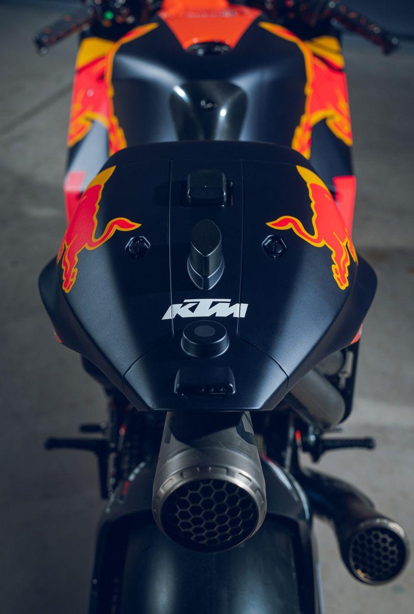 Motogp All The Photos Of The Ktm Rc16 2020 By Espargaro And Binder Gpone Com