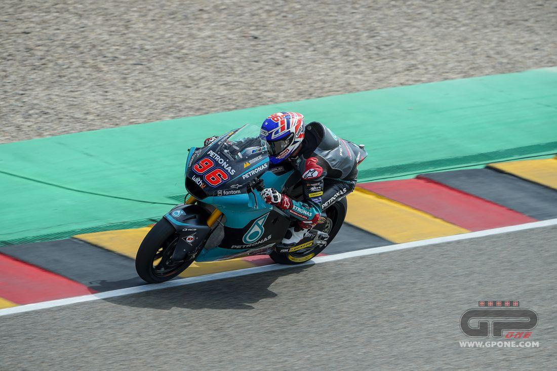 Moto2, Dixon, Roberts and Yamanaka penalized at the Assen Grand Prix