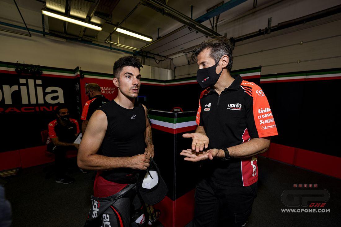 MotoGP, Rivola: Vinales gives us the responsibility we needed - GPOne.com