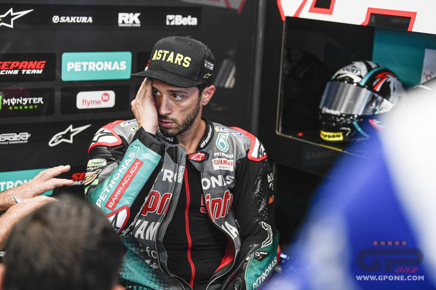 MotoGP, Dovizioso not fast, but convinced his indications are important for Yamaha - GPOne.com