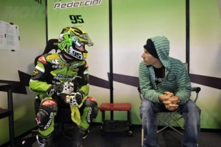 Nicky e Roger Lee Hayden