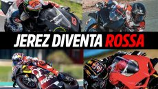 MotoGP: Jerez becomes Red: all Ducati riders on track February 10th-11th