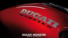 Moto - News: L'iconico Ducati Monster in un libro di Alan Cathcart