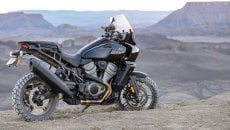 Moto - News: Harley-Davidson Pan America my2021: l'on-off americana - caratteristiche, foto, video