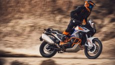 Moto - News: KTM 1290 Super Adventure R my2021: caratteristiche foto e video dell'on-off austriaca