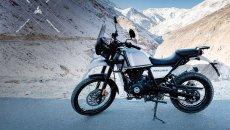 Moto - News: Royal Enfield Himalayan 2021: piccoli ma grandi aggiornamenti - caratteristiche