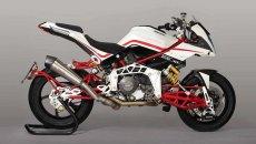 Moto - News: Bimota Tesi 3D Naked Edizione Finale in vendita
