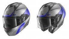 Moto - News: Shark Evo-GT, evoluzione del casco modulare GT
