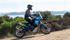 Moto - News: Yamaha Ténéré Challenge: la racing experience dedicata ai clienti