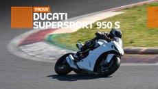 Moto - Test: Ducati SuperSport 950 S 2021 - TEST