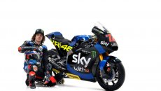 """Moto2: Bezzecchi: """"My hair is like Sic's, but I would like his speed and a title"""""""