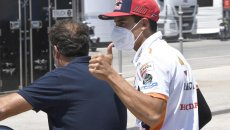 MotoGP: UPDATE - Marc Marquez: humerus stabilized, his real recovery begins now