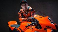 """MotoGP: Petrucci: """"KTM ha preso molti appunti sulla mia esperienza con Ducati"""""""