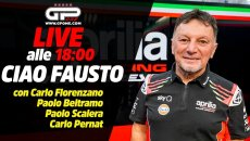 MotoGP: LIVE – Farewell to the great Fausto Gresini at 6 pm