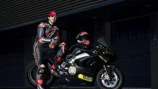 """MotoGP: Bagnaia: """"Sulla Panigale V4S sensazioni simili a quelle con la Ducati MotoGP"""""""