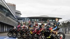 MotoGP: ALL THE PHOTOS - Jerez turns red with all Ducati riders on the Panigale V4s