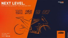 MotoGP: KTM and Tech3 inaugurate 2021: follow the presentation in live streaming