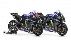 MotoGP: VIDEO - Gli Highlights della presentazione Yamaha M1 MotoGP 2021