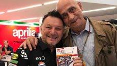 """MotoGP: Pileri: """"Aiutò Capirossi a vincere il titolo, con Barros si lanciò come manager"""""""
