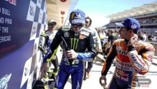 "MotoGP: Lin Jarvis: ""Valentino Rossi and Marc Marquez on the track are two killers"""