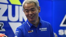"MotoGP: Sahara (Suzuki): ""We want to win everything this year with Mir and Rins"""
