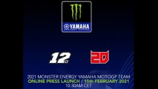MotoGP: STREAMING - Yamaha kick-off season with Vinales and Quartararo: live at 10.30