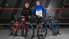 News: I fratelli Marquez diventano ambasciatori del marchio Mondraker