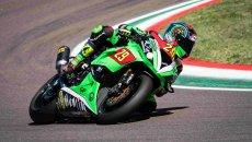 SBK: Il Team Renzi Corse conferma Livio Loi nel CIV SS600