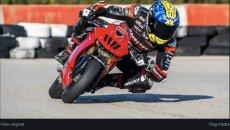 SBK: Tito Rabat: mamma aiuto, mi si è ristretta la moto!