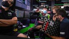 SBK: Test Portimao: Alex Lowes tiene in ansia la Kawasaki