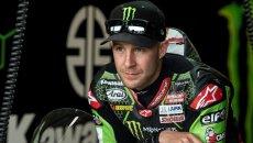 """SBK: Rea: """"In MotoGP ci sono tante cadute stupide, ma la colpa è delle gomme"""""""